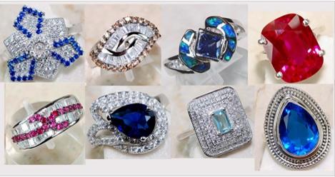 Gorgeous Gem Ring Designs