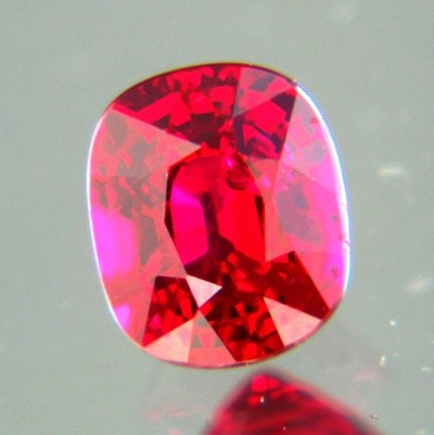 Natural Unheated African Ruby (AIGS) 1.05 carat