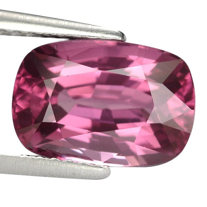 4.12 Ct. Fabulous Noble Purple Natural Spinel Loose Loose Gemstone With GLC Certify