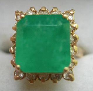 Fabulous North Carolina Emeralds in Classic Jewelry