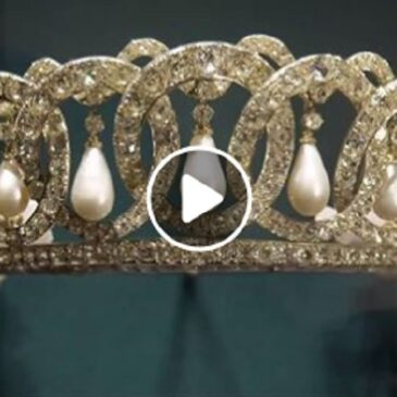 Tiaras of the British Royal Family