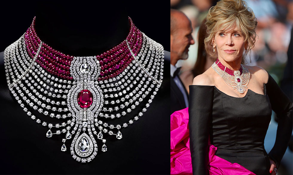 Cartier Reine Makeda Necklace
