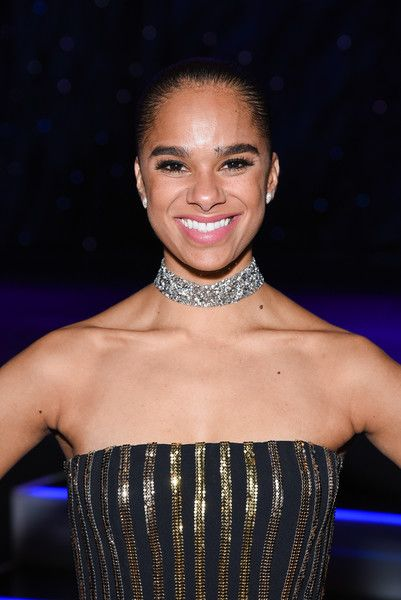 Misty Copeland Diamond Choker Necklace
