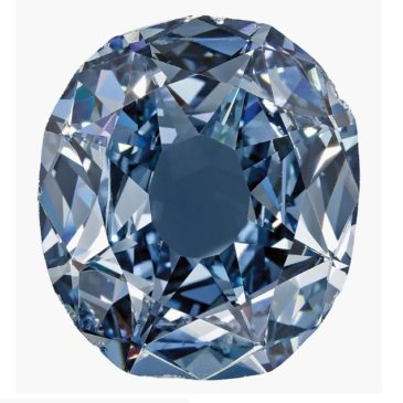 Connected to three European royal families: The Wittelsbach diamond