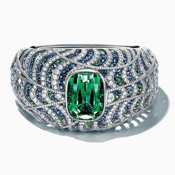 Ripple Bracelet by Tiffany & Co.