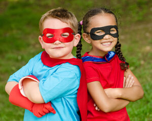 Autism and Wandering - Even superheroes need a little extra protection! Autism and Wandering