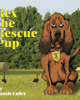 Rex the Rescue Pup Book