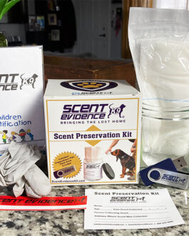 Child Safety Kit by Scent Evidence K9