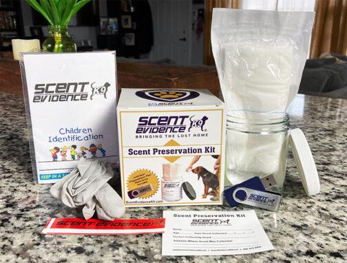 Child Safety Kit by Scent Evidence K9