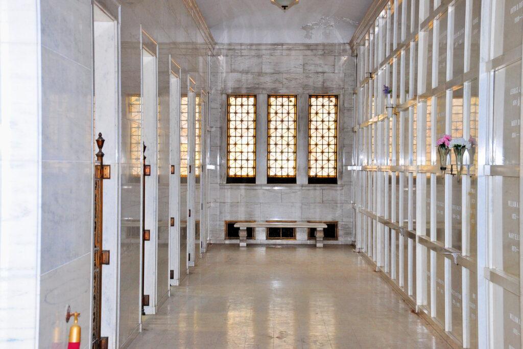 Louis Cicalese Harleigh Mausoleum