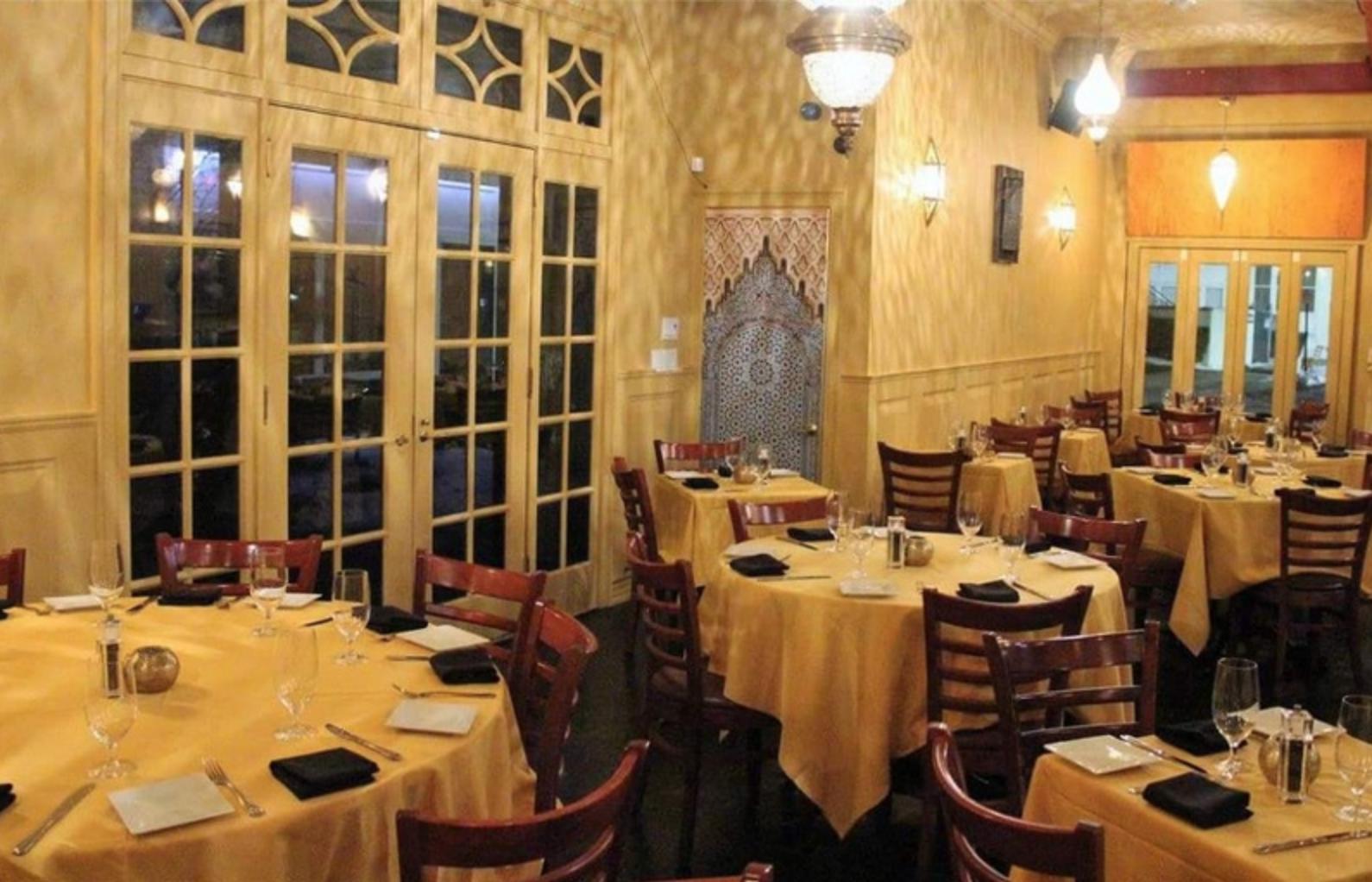 Argana Restaurant and Bar