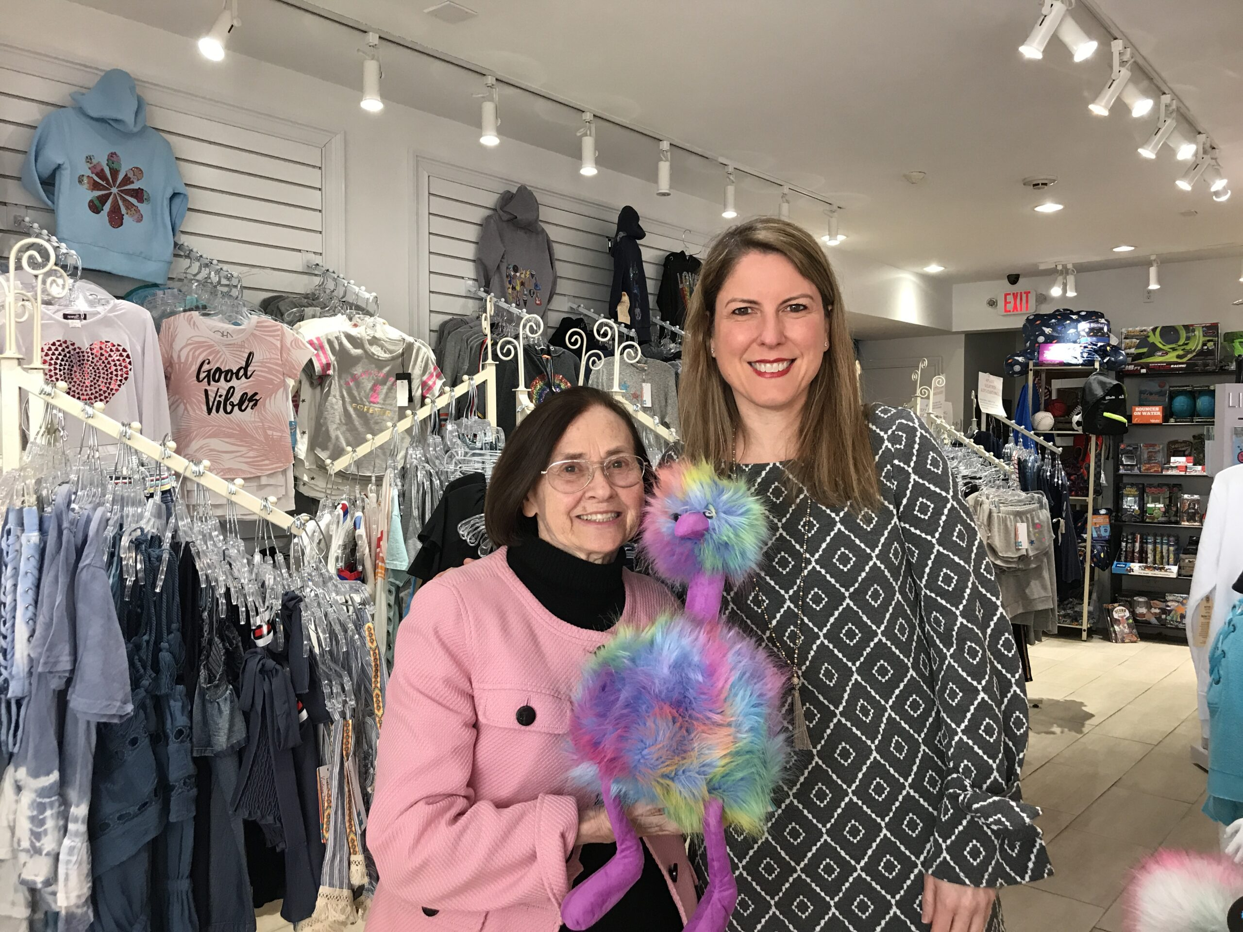 Anderson Guide to Greenwich: SPLURGE and Owner Sonia Malloy