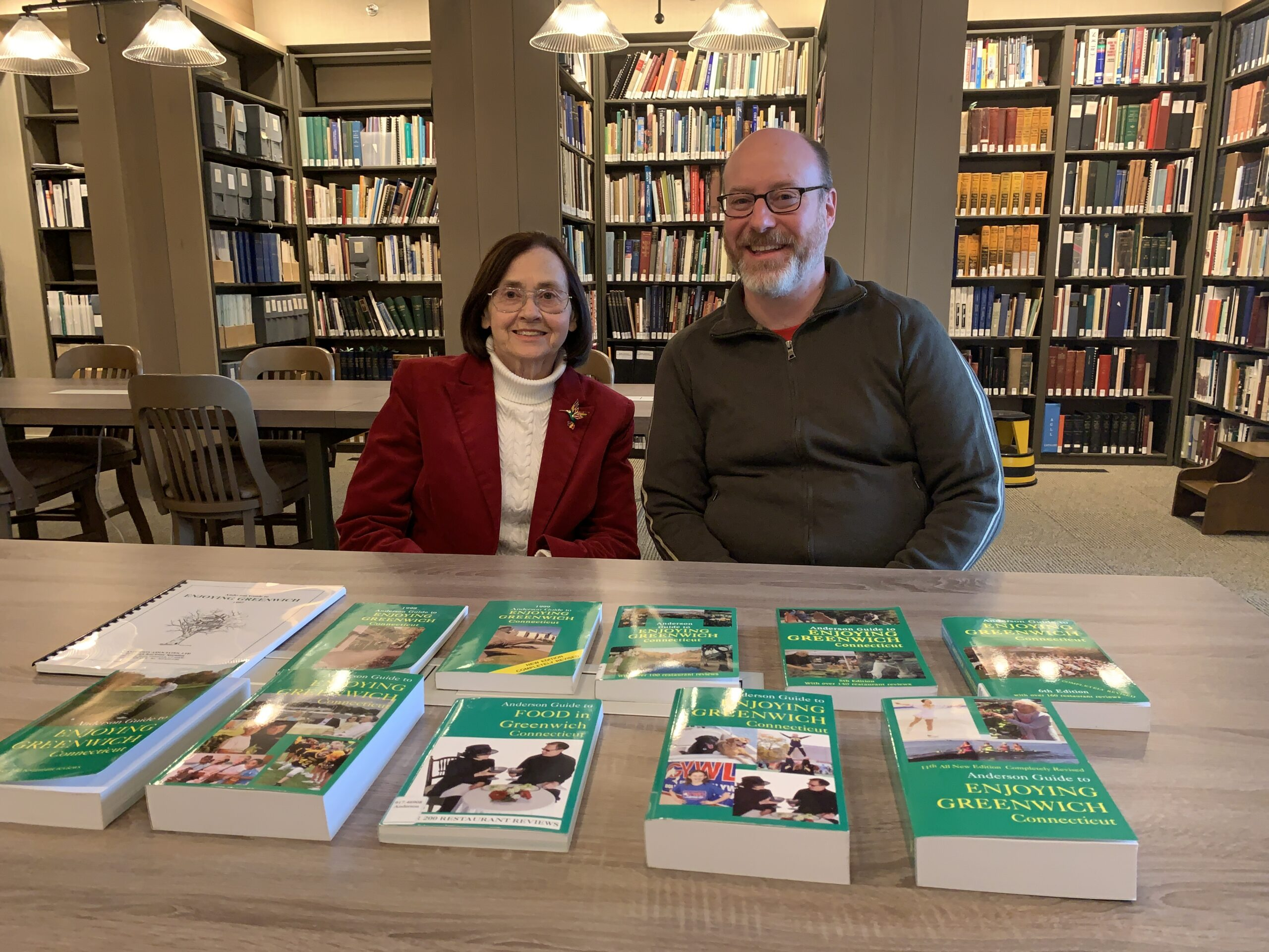 Anderson Guide to Greenwich: Greenwich Historical Society Archives