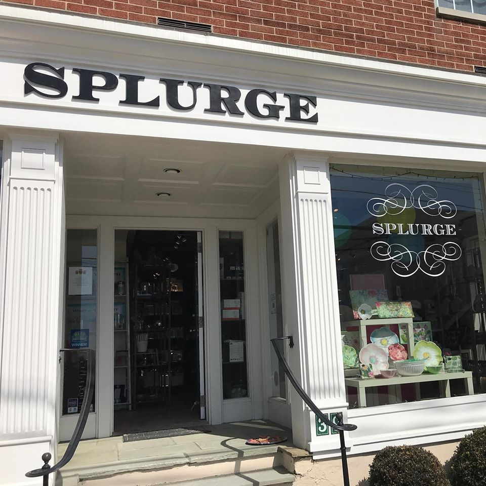 Mother's Day Gift Ideas from SPLURGE Shop in Greenwich