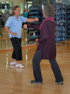 Heather Chalon Tai Chi workshop may 2015