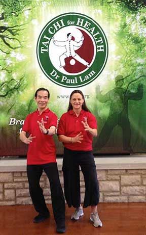 learn from tai chi professionals
