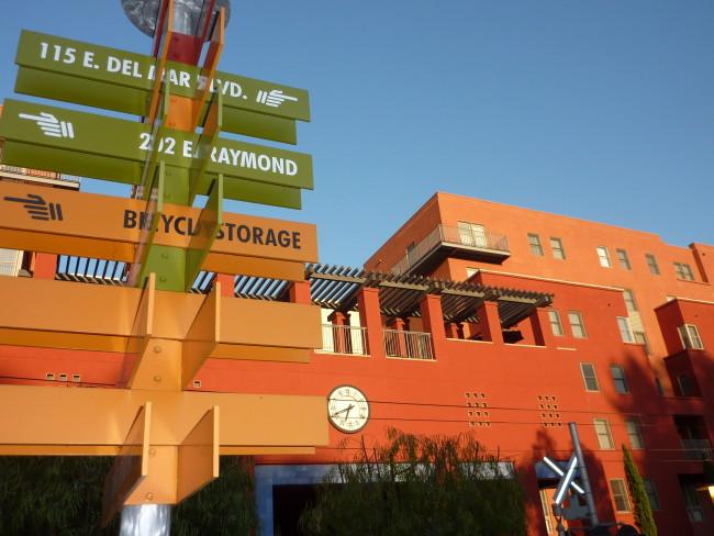 La Grande Orange Cafe Pasadena