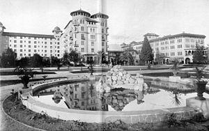 300px-HotelgreenWesternArch1905