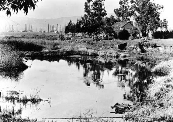 LaBrea-tarpits-1910