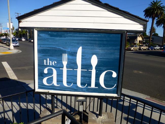 The Attic Restaurant Long Beach, CA