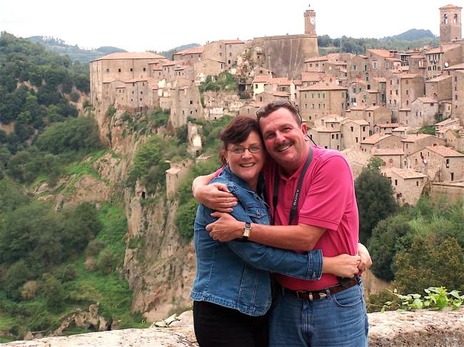 Tom and Tracy Sorano