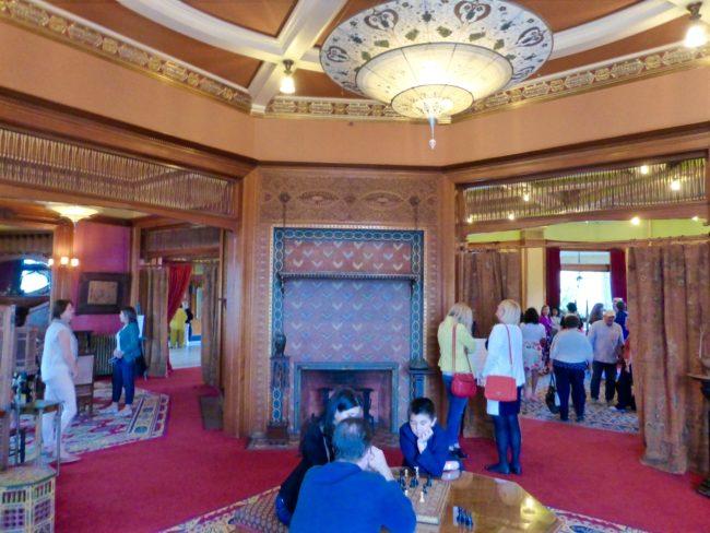 Moorish Room Castle Green