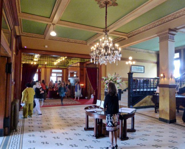 Castle Green Hotel Floor