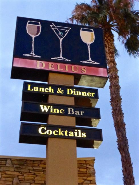 Delius Restaurant Long Beach
