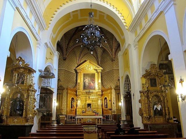 Santo-Tome-Church-in-Toledo