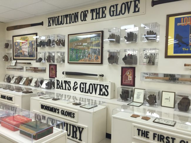 23 Evolution of the Glove