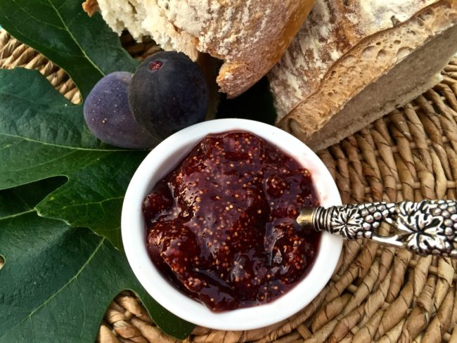 Vanilla Fig Jam