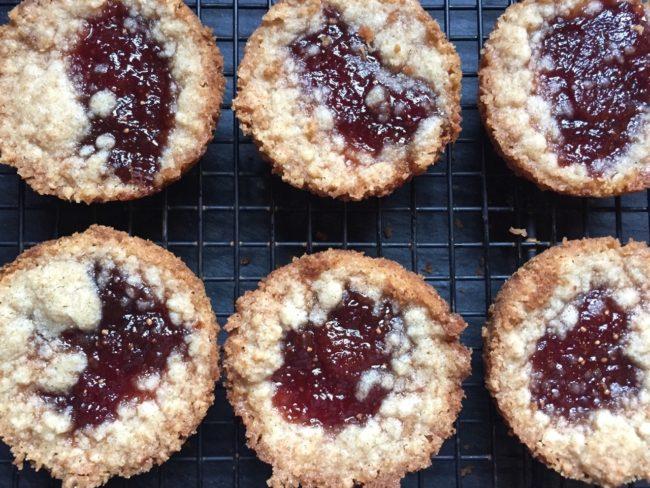 Dorie's Classic Jammer Cookies