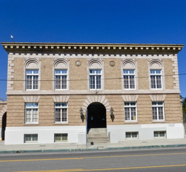 LAPD Museum Highland Park