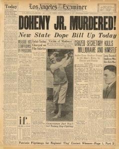 Edward Doheny Murder