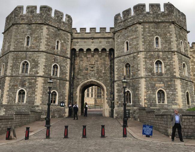 Windsor Castle Entry