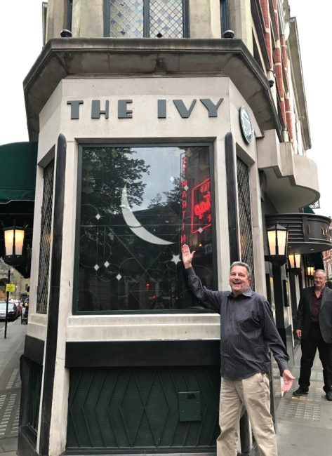 The Ivy Restaurant London