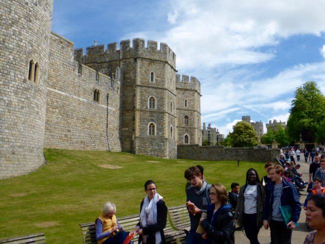 St. Mary's Doll House Windsor Castle