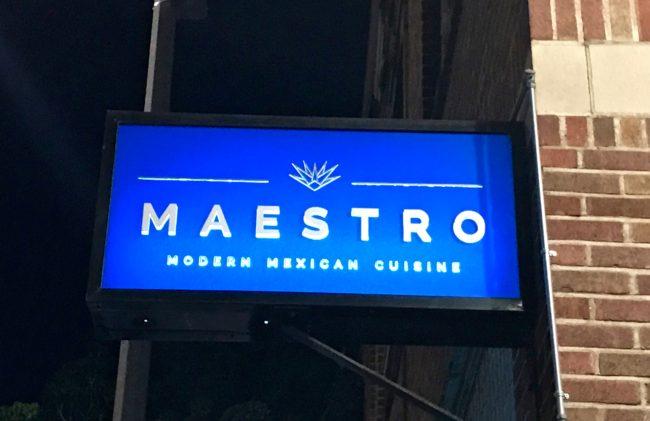Maestro Modren Mexican Cusine