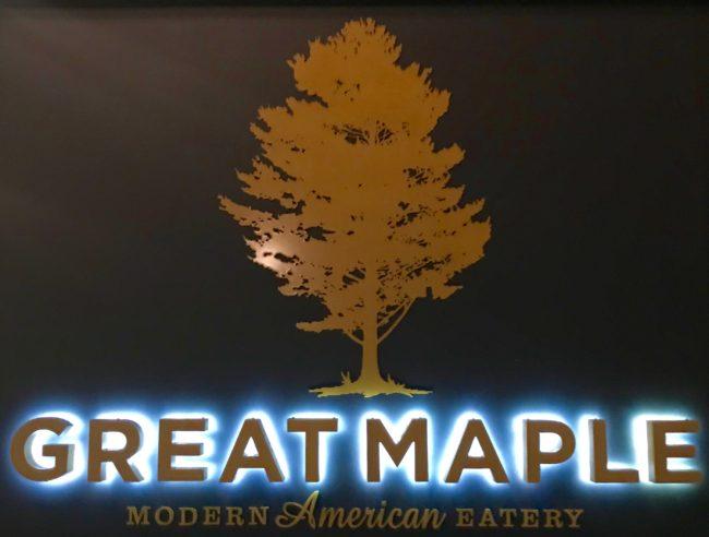 Great Maple Pasadena