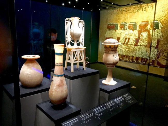 King Tut Los Angeles Treasures of the Golden Pharaoh