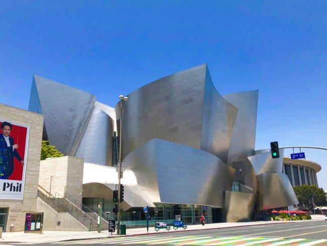 Walt Disney Concert Hall Los Angeles