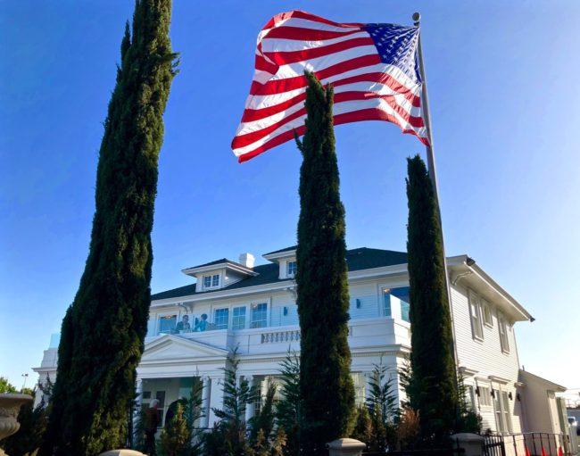 Anaheim White House Restaurant