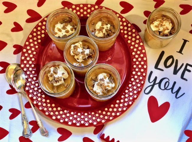 Butterscotch Pots de Crème Recipe