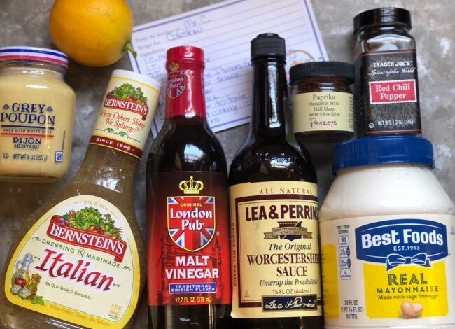 creamy coleslaw ingredients