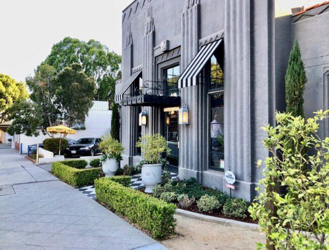 Bistro 45 Pasadena Exterior