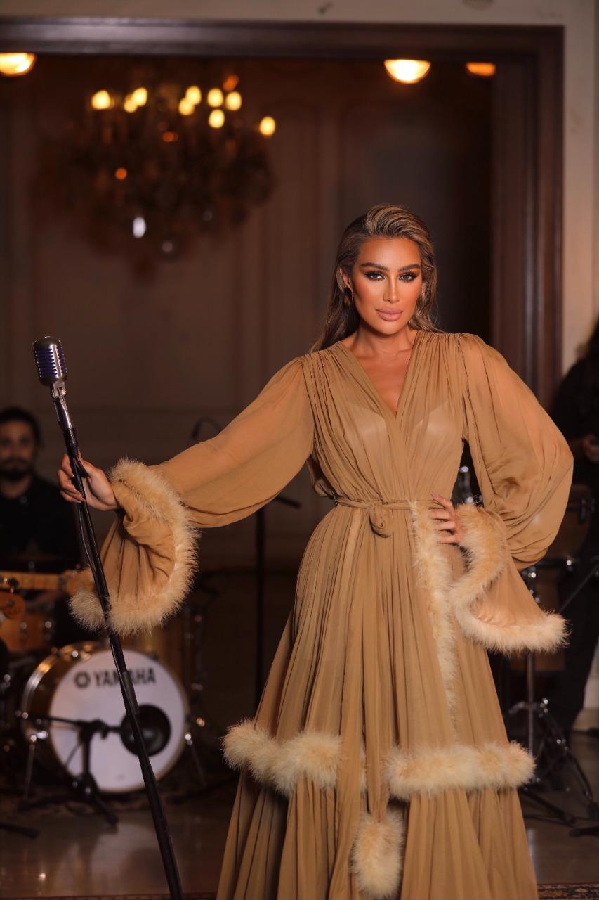 مايا دياب في حفل موسيقي خاص يبث الليلة!