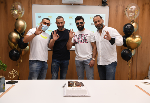 """النجم العربي سيف نبيل رسمياً بإدارة شركة """"هيومانجمنت"""""""