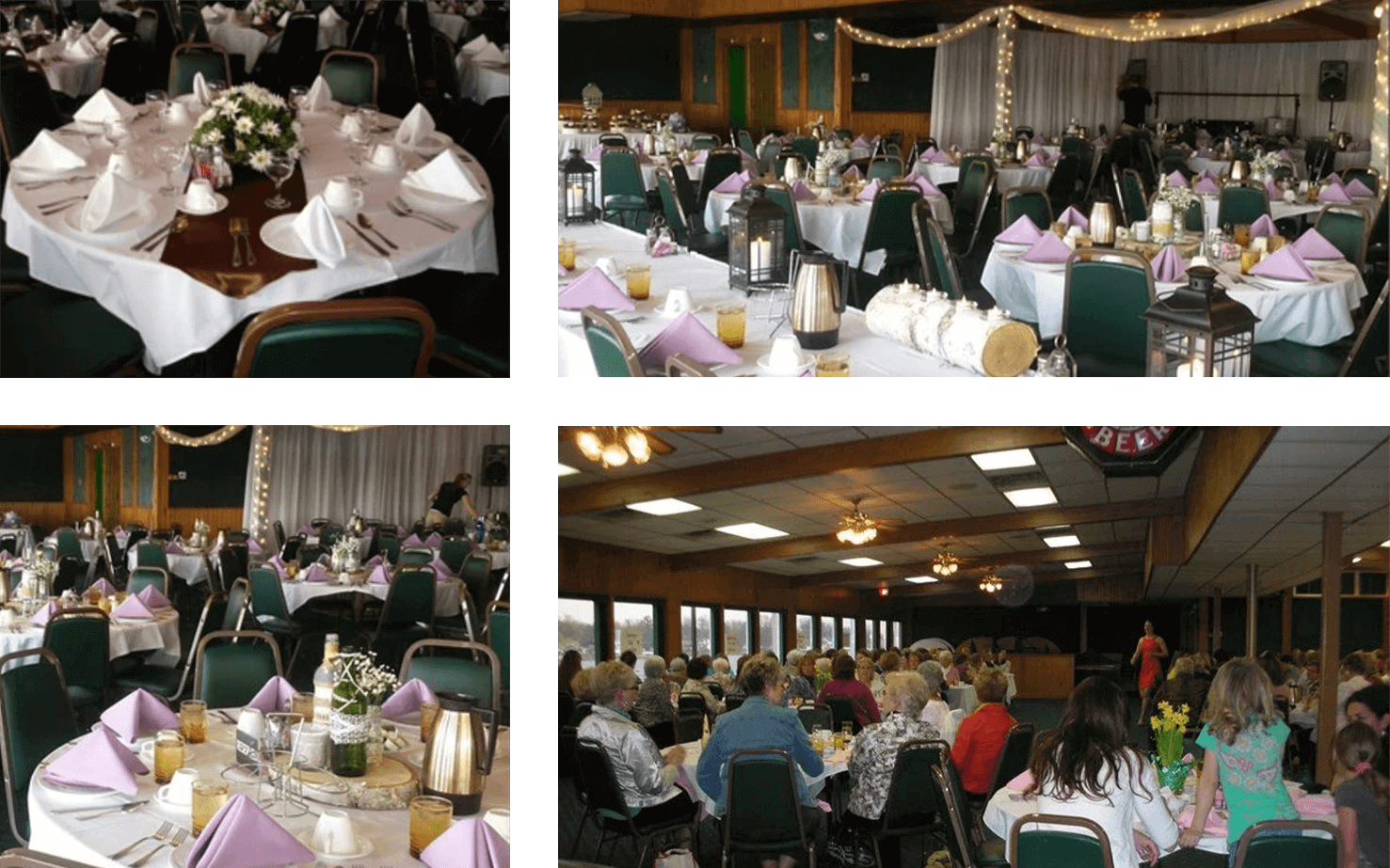 banquet-collage
