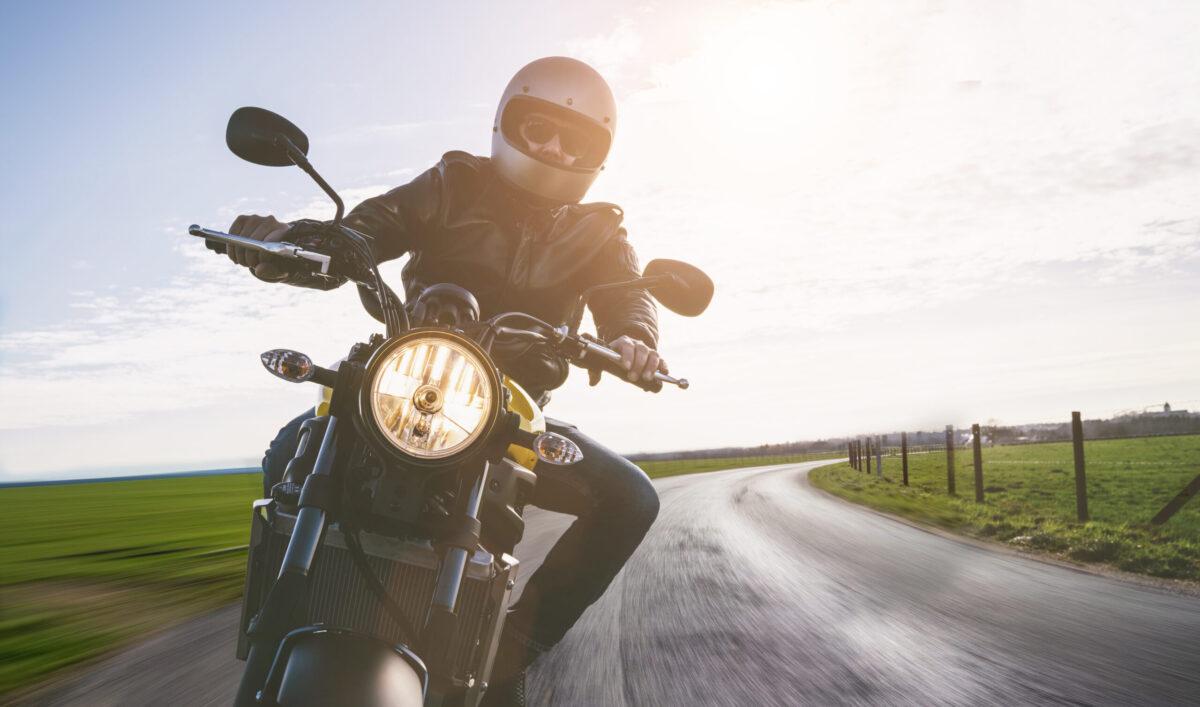 Safe mototcycling