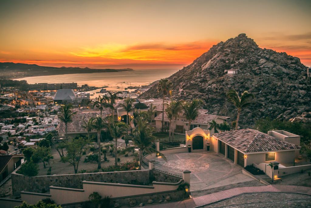 Villa Las Palmas - sunrise-1